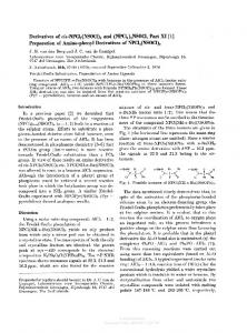 Preparation of Amino-phenyl Derivatives of NPC12