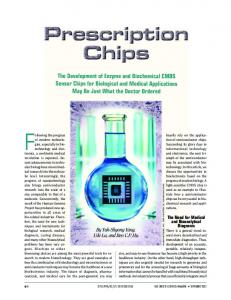 Prescription chips - IEEE Circuits and Devices Magazine