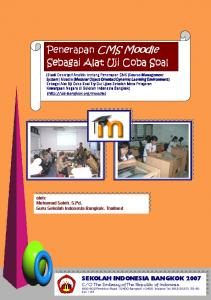Presentasi SMA - Indonesian Civics Education