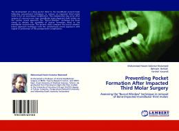 preventing pocket formation after impacted third molar