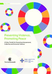 Preventing Violence, Promoting Peace - Commonwealth Health Hub