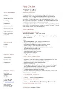 Marketing assistant cv template dayjob mafiadoc primary teacher cv template dayjob pronofoot35fo Gallery