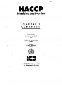 Principles and Practice - libdoc.who.int - World Health Organization