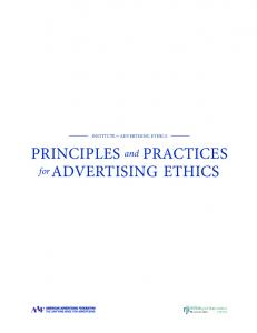 Principles and Practices with Commentary