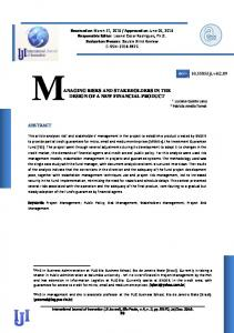 Print this article - International Journal of Innovation