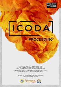 PROCEEDING International Conference on