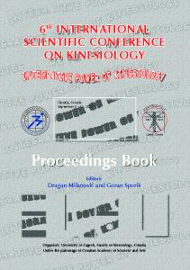 Proceedings Book