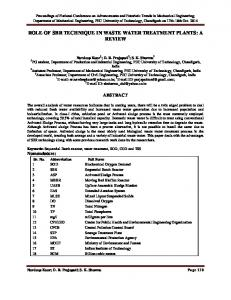 Proceedings of National Conference on ...