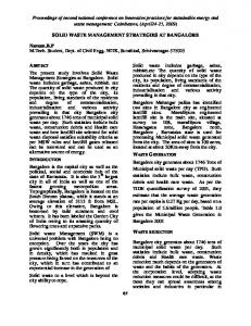 Proceedings of second national conference on ...