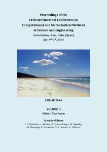 Proceedings of the 14th International Conference on