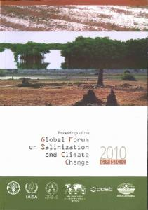 Proceedings of the Global Forum on Salinization and Climate ... - FAO
