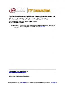 Proceedings of The National Conference