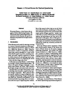 Proceedings of the... - University of Southern California