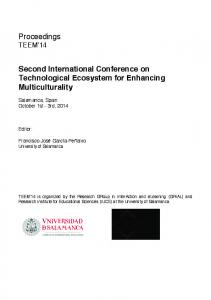 Proceedings Second International Conference on ...
