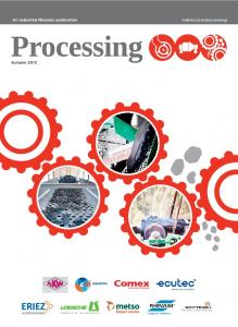 Processing technology - Industrial Minerals