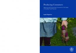 Producing Consumers: Agencing and Concerning Consumers to Do ...