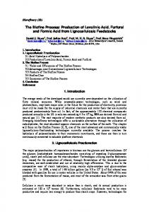 Production of Levulinic Acid, Furfural and Formic Acid from ... - Carbolea
