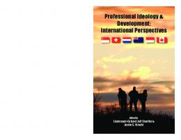 Professional Ideology & Development: International