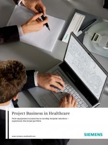 Project Business in Healthcare 2.08MB - Siemens Healthcare