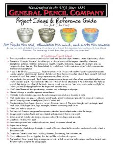 Project Ideas & Reference Guide