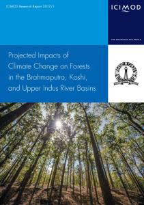 Projected Impacts of Climate Change on Forests ... - HimalDoc - ICIMOD