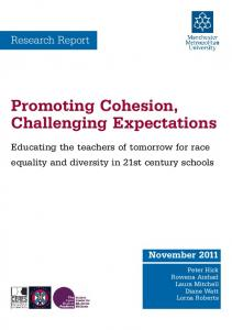 Promoting Cohesion, Challenging Expectations - Education & Social ...