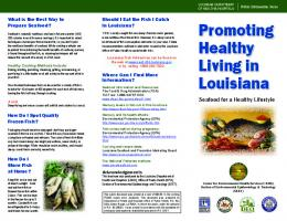 Promoting Healthy Living in Louisiana
