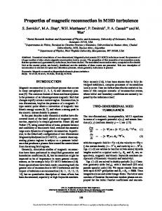 Properties of magnetic reconnection in MHD turbulence
