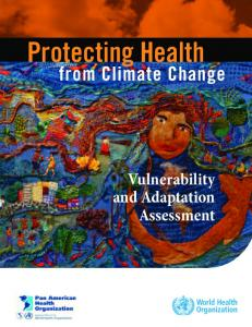 Protecting Health - World Health Organization