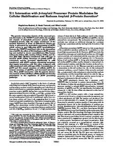 Protein Secretion - The Journal of Biological Chemistry