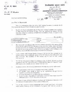P.S. Telugu University, Hyderabad - University Grants Commission
