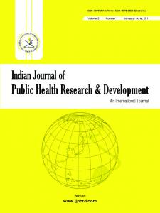 Public Health Research & Development