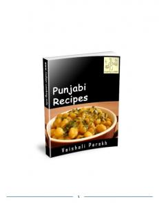 Punjabi Recipes