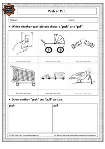 Push or Pull? - First School Years