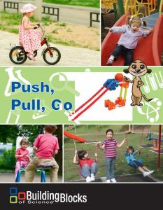 Push, Pull, Go - Carolina Curriculum