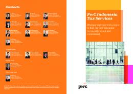 PwC Indonesia Tax Services