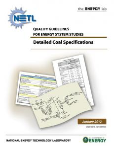 Quality Guidelines for Energy System Studies