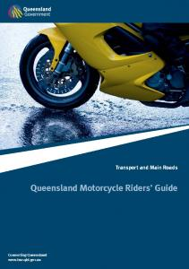 Queensland Motorcycle Riders' Guide