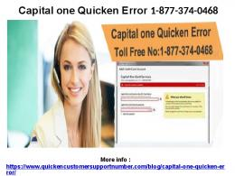 Quicken Customer Support Phone