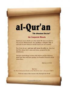 Quran-The Linguistic Miracle - PDF - Islam House
