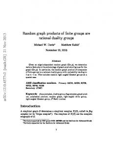 Random graph products of finite groups are rational duality groups