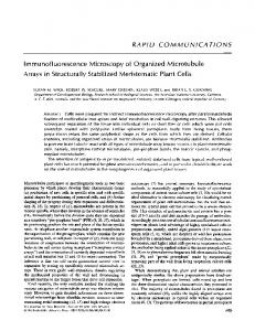 rapid communications - BioMedSearch