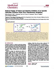 Rational Design of Potent and Selective Inhibitors ... - ACS Publications