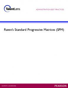 Raven's SPM: Administration Best Practices