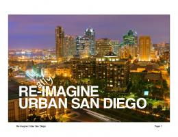 Re-Imagine Urban San Diego - Great Streets San Diego