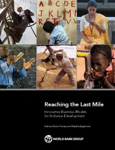 Reaching the Last Mile