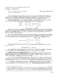 Reaction of acyl isocyanates with dimethyl sulfoxide - Springer Link