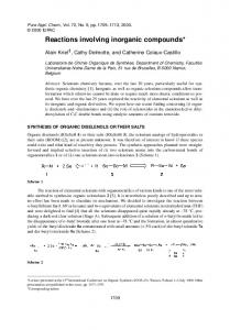 4-37 physical constants of inorganic compounds list of