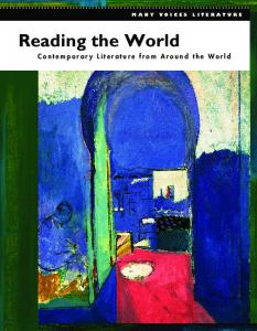 Reading the World: Contemporary Literature - Perfection Learning