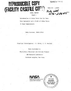 received - NASA Technical Reports Server (NTRS)